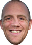 Mike Tindall Face Mask