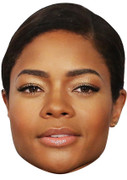 Ms Money Penny - Naomie Harris Bond Girl Mask