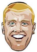 Freddie Flintoft Cartoon Face Mask