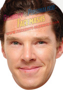 Benedict Cumberbatch Celebrity Face Mask