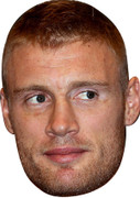 Freddie Flintoff Cricket Face Mask