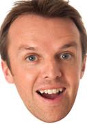 Graeme Swann Cricket Face Mask