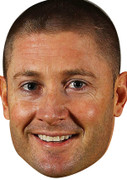 Michael Clarke Cricket Face Mask