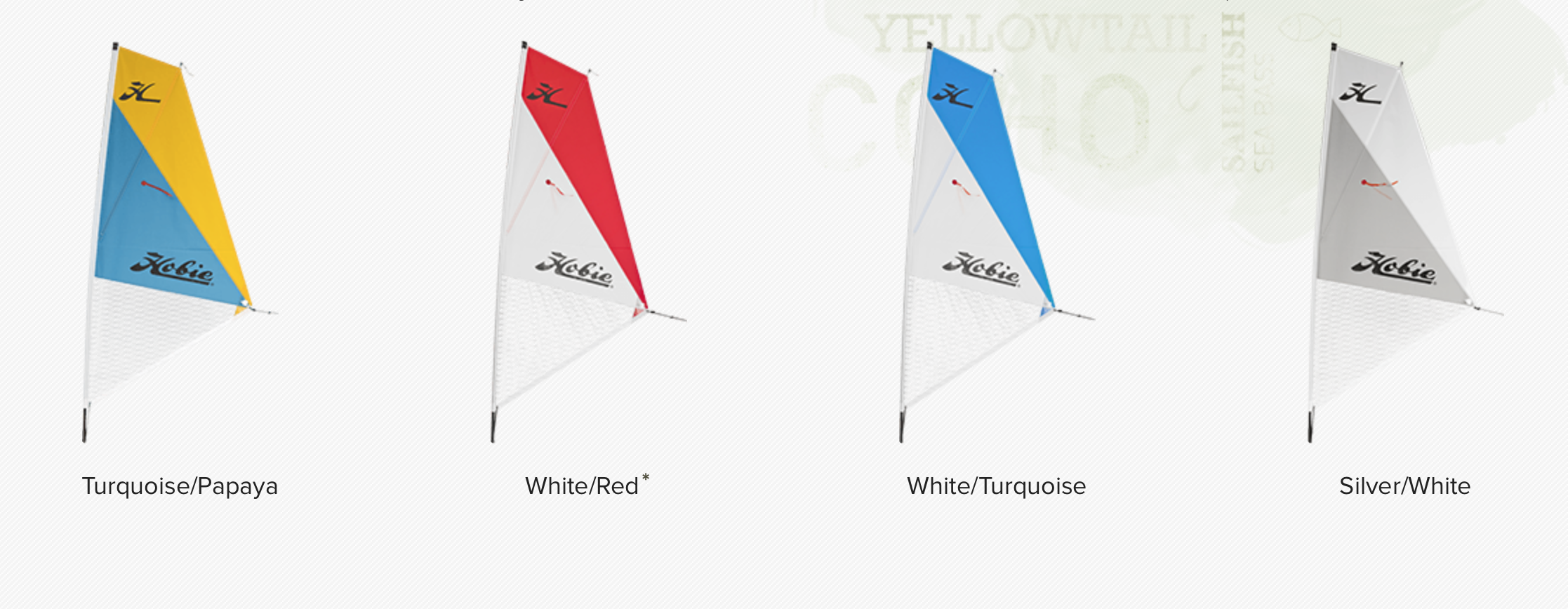 Hobie Mirage Kayak Sail Kit