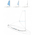 Hobie Kayak Sail Furler Kit