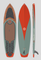 YOLO 12' FISHER STAND UP PADDLEBOARD - Everglades
