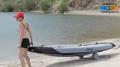 I - Hobie Kayak Plug In Trax Cart