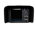 BerleyPro - Lowrance Elite 5 HDI / Hook / Chirp - Sun Visor