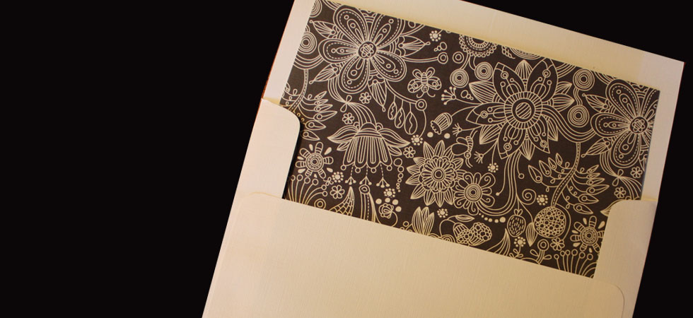 Custom Envelope Liners And Lined Envelopes | Envelope-Liners.Com
