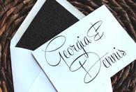 4bar Linen Envelopes with Euro Flap