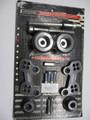 VALTERMOTO GSXR600/750 04-05 RACEDAY TRACKDAY PROTECTION KIT