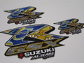 ALSTARE SUZUKI SBK TEAM GSXR DRAGON PATCH