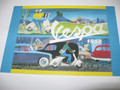 VESPA COLLECTABLE POSTCARD