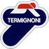 TERMIGNONI HONDA CB1000R 2008-11 STAINLESS STEEL CARBON SLIPON EXHAUST