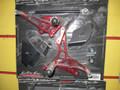 VALTERMOTO SUZUKI GSXR1000R 2007-08 TYPE 2  RED REARSETS