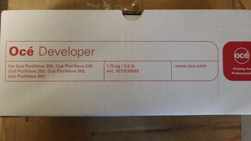 Oce TDS 100 Developer