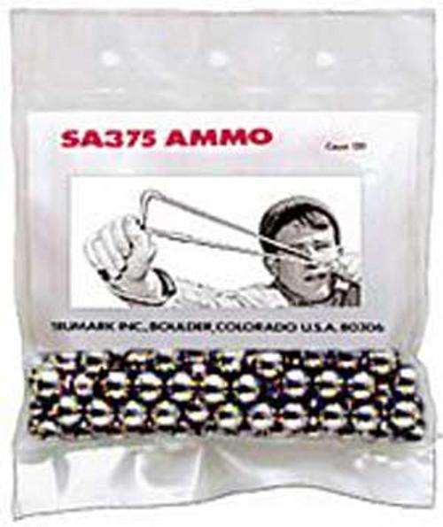"Trumark - 3/8"" Steel Balls Slingshot Ammo Marbles - SA375"