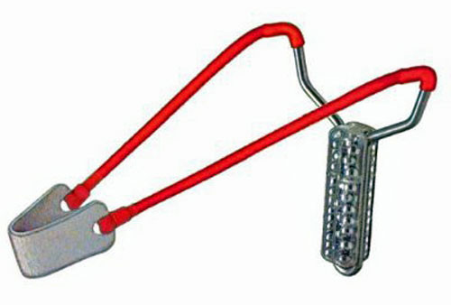Trumark - Tapered Band Slingshot with Ammo Storage - S9T