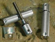 Aurora Silver 2SA Alloy Blade Magnesium Fire Starter