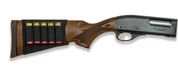 Mossy Oak Black 5 Shell Buttstock Shotgun Shell Holder