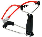 Trumark - Fiber Optic Sight Folding Wrist Brace Slingshot - FSX-FO