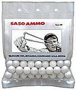 "Trumark - 1/2"" Tracer Slingshot Ammo Marbles - SA50"