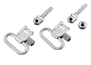 "Uncle Mikes 1"" Gun Sling Swivel & Stud 2 Pack 1002-2"