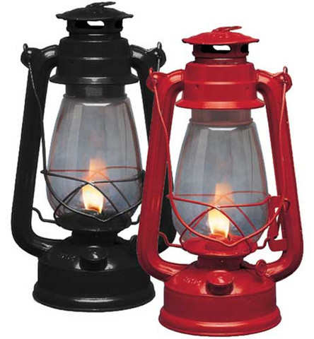 Weather Rite Kerosene Lamp