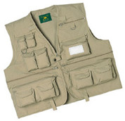 Crystal River Fishing Vest