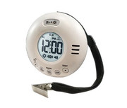 Clarity Wake Assure JOLT Vibrating Travel Alarm