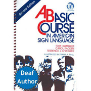 A Basic Course in American Sign Language Book