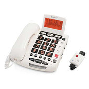 ClearSounds CSC600ER Amplified Emergency Alert Telephone