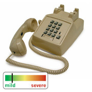 Outgoing Speech Voice Amplified Phone