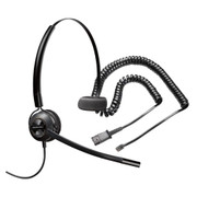 Plantronics EncorePro 540 3-in-1 Headset Microphone with RJ9 Adapter