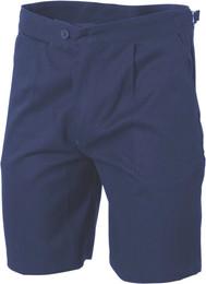 3307 - 311gsm Cotton Drill Long Leg Utility Shorts