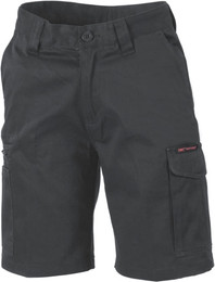 3355 - Ladies Cool-Breeze Cargo Shorts w/Airflow