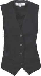 4302 - 275gsm Polyester Ladies Vest