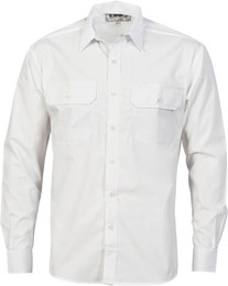 3212 - Polyester Cotton Work Shirt - L/S