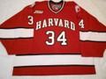 Harvard University 2008-09 Maroon Matt Hoyle Nice Wear!!