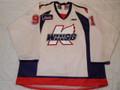 Kalamazoo Wings 2009-10 White Olivier Legault Nice Style!!