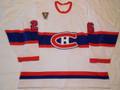Montreal Canadiens 2003-04 White Pierre Dagenais Vintage Nice Wear!!