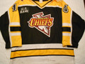 Johnstown Chiefs ECHL 1999-00 Black Andrew Clark with Very Nice Wear!!