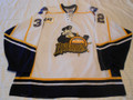 Peoria Rivermen 2005-06 White Doug Lynch Nice Wear!!