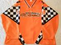 Knoxville Speed 2000-01 Orange John Kachur Halloween Great Style!!