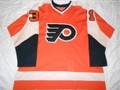 Philadelphia Flyers 1981-82 Pre-Season Road Pelle Lindbergh Awesome!!