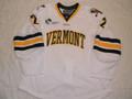Vermont Catamounts 2012-13 White Ryan Rosenthal Great Style!!