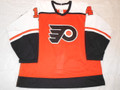 Philadelphia Flyers 1993-94 Orange Dave Tippett Nice Wear!!