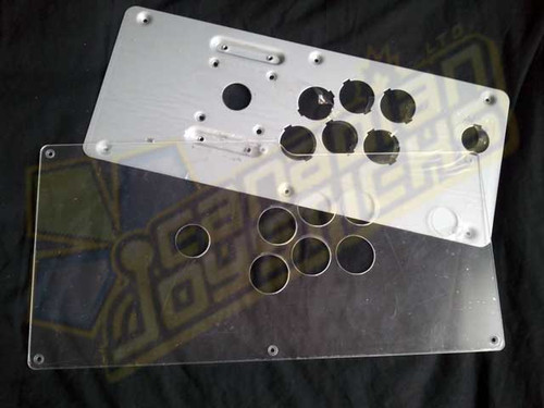 Qanba Q4 6-Button Panel Conversion Kit