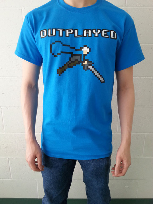 Retro Outplayed Tee