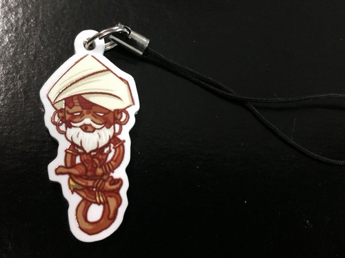 RedCaliburn Charms - Dhalsim